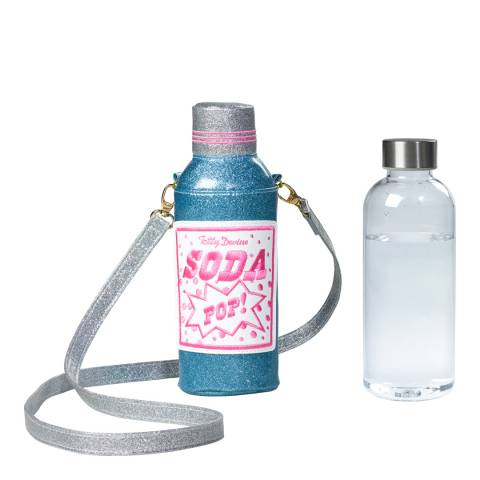 Tatty Devine Soda Pop Water Bottle and Cover