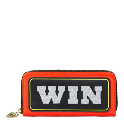 Tatty Devine Win Zip Around Purse