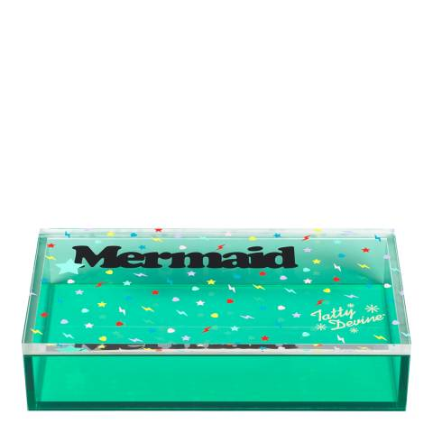 Tatty Devine Medium Mermaid Storage Box