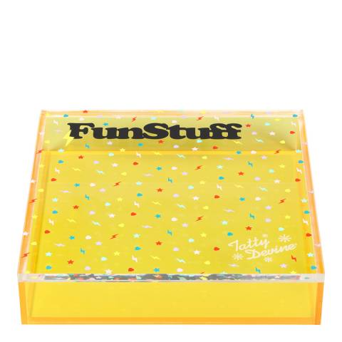 Tatty Devine Large Fun Stuff Storage Box