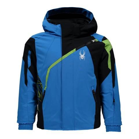 Spyder Kids Blue Mini Challenger Jacket