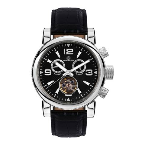 Mathis Montabon Mens Black La Grande Watch