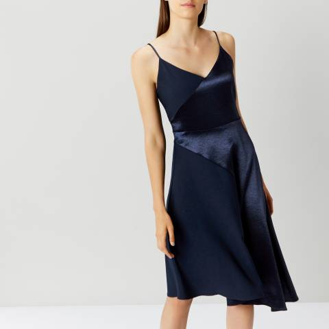 Coast Navy Clemmie Cami Dress