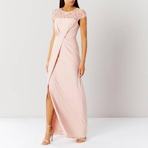 Coast Blush Lorene Jersey Maxi Dress