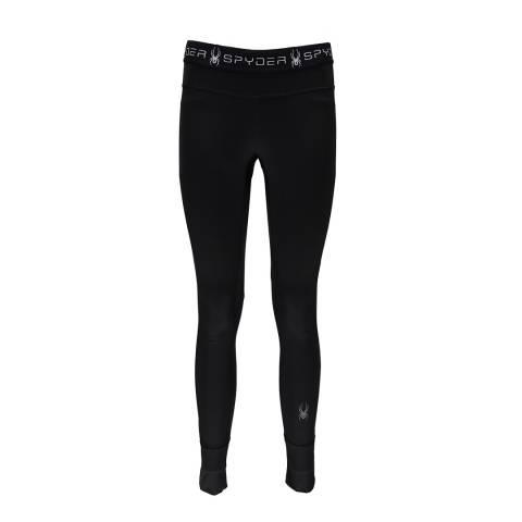 Spyder Women's Black Print Tight Leggings