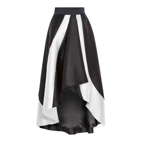 Coast Monochrome Esmerelda Mono Soft Skirt