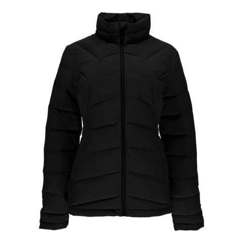 Spyder Womens Black Syrround Down Jacket
