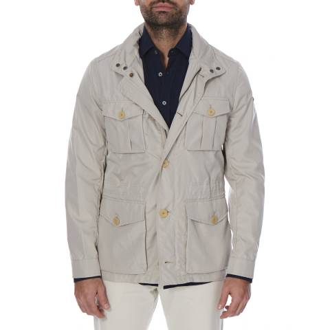 Hackett London Stone Sahariana Jacket