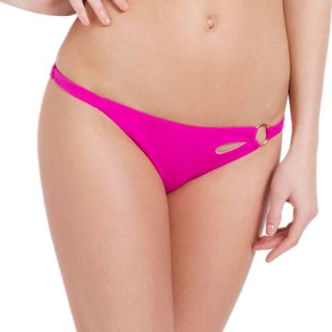 L'Agent by Agent Provocateur Pink Adriana Bikini Briefs