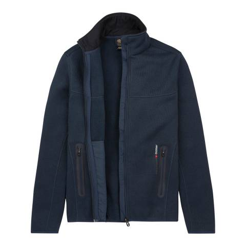 Musto Men's True Navy Tidal Polartec