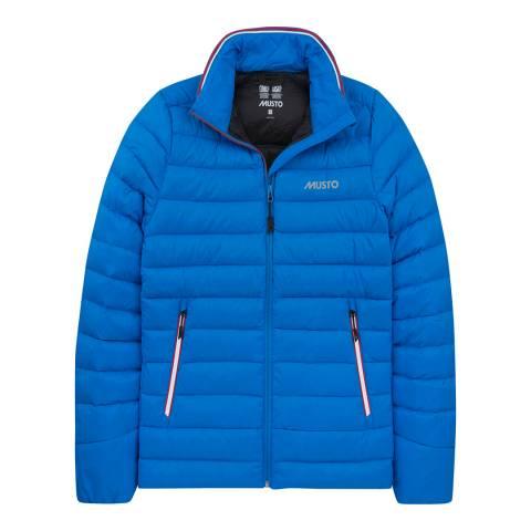 Musto Men's Brilliant Blue Myers Packaway Jacket