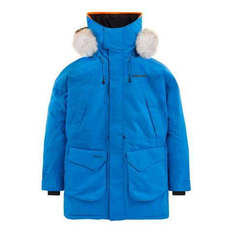 Musto Men's Brilliant Blue Arctic GORE-TEX Jacket
