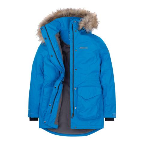 Musto Women's Brilliant Blue BR1 Primaloft Parka Jacket