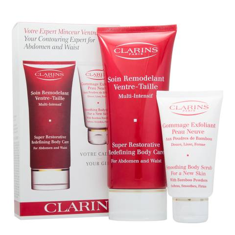 Clarins Super Restorative Bodycare Set