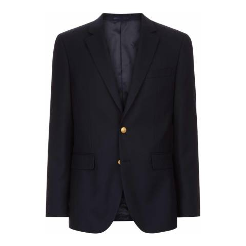 Jaeger Gold Button Regular Blazer