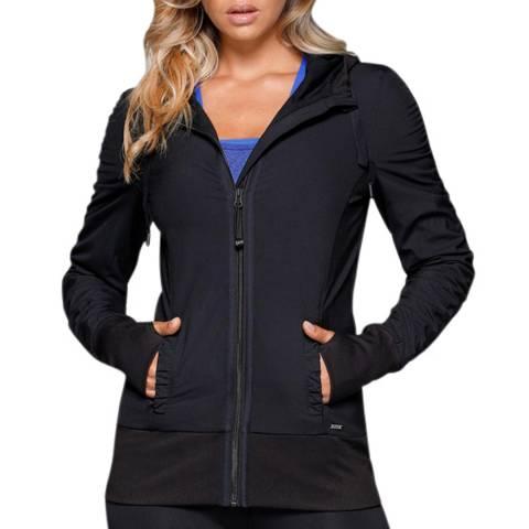 Lorna Jane Black Frankie Hooded Jacket