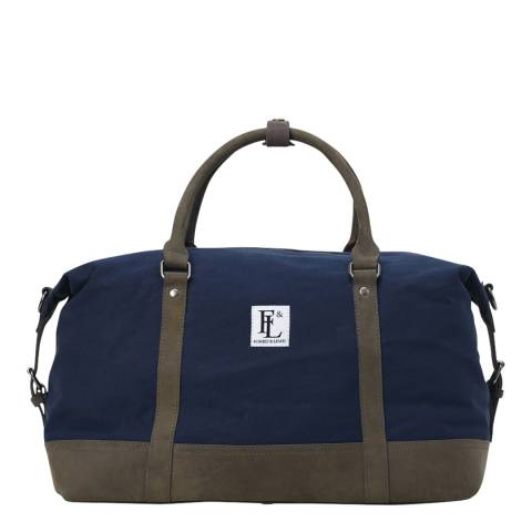 Forbes & Lewis Navy Somerset Holdall