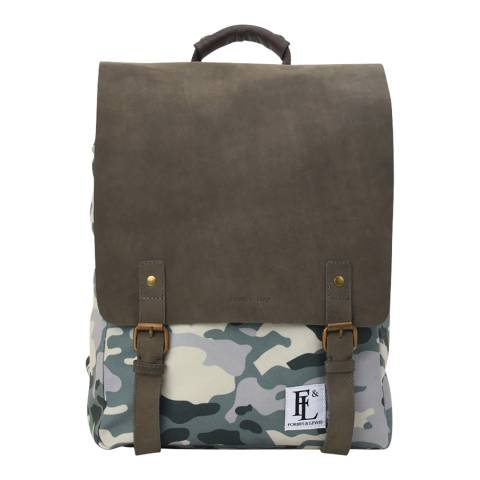 Forbes & Lewis Camouflage Devon Backpack
