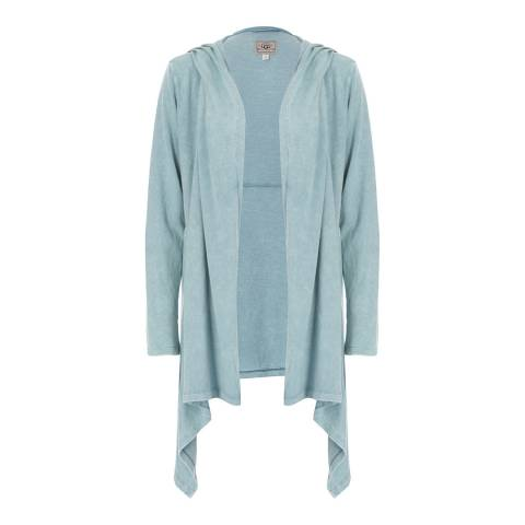 UGG Women's Blue Ginnifer Cardigan