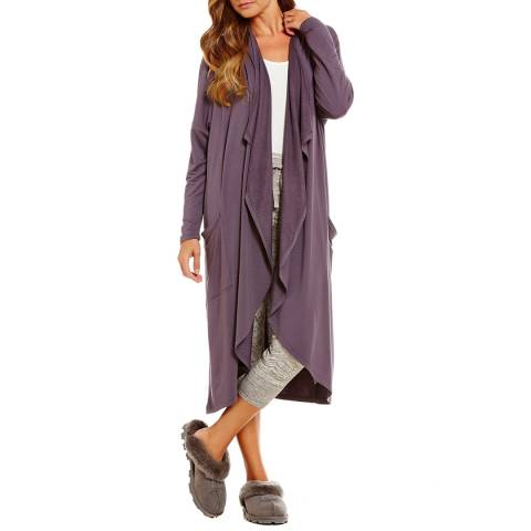 UGG Women's Purple Marion Cardigan