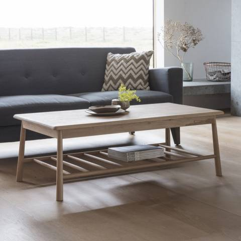Gallery Wycombe Rectangular Coffee Table