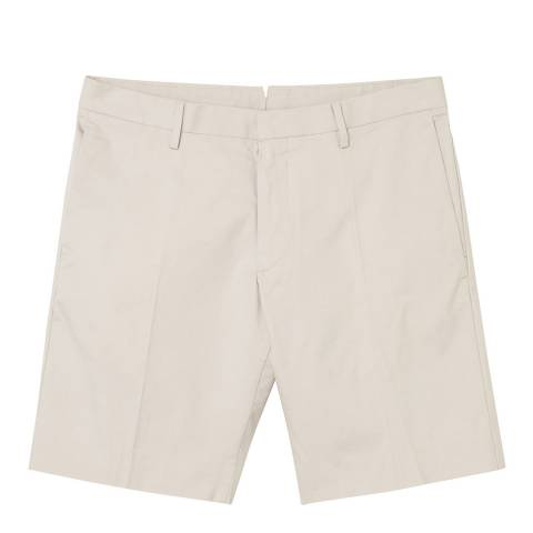 Gant Beige Cotton Blend Bermuda Short