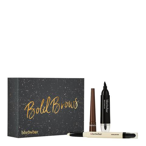 blinkbrowbar Bold Brows Kit Indian Chocolate