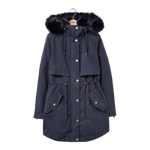 PARKA LONDON Women's Navy Annie Parka