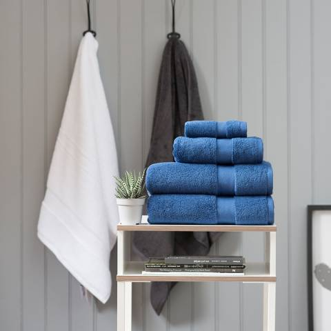 The White Room Nautical Hotel Collection Bath Towel