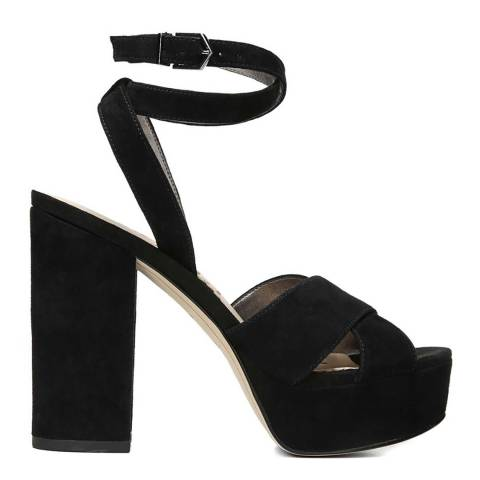 Sam Edelman Black Mara Platform Sandal