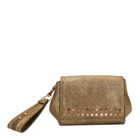 Amanda Wakeley Sabbia The Heston Clutch
