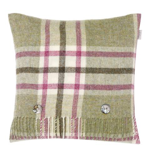 Bronte by Moon Fern Arncliffe Cushion Cover and Stole