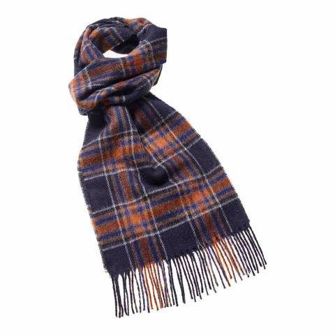 Bronte by Moon Navy Kirkstall Scarf