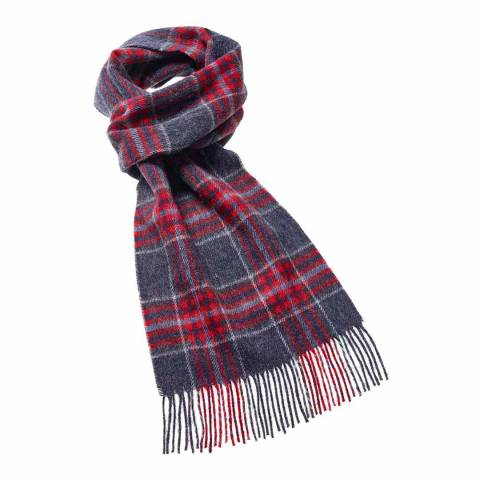 Bronte by Moon Denim Blue Kirkstall Scarf