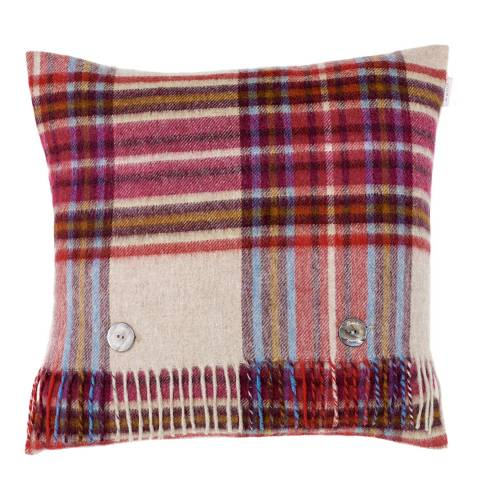 Bronte by Moon Ammolite Buckden Cushion Cover and Stole