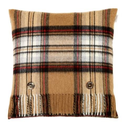 Bronte by Moon Camel Stewart Cushion Cover and Scarf