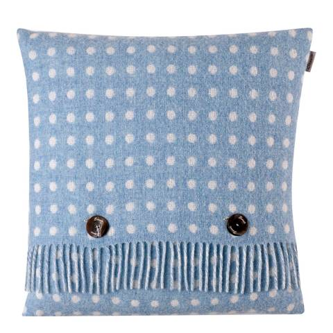Bronte by Moon Natural Spot Cushion Cover and Scarf