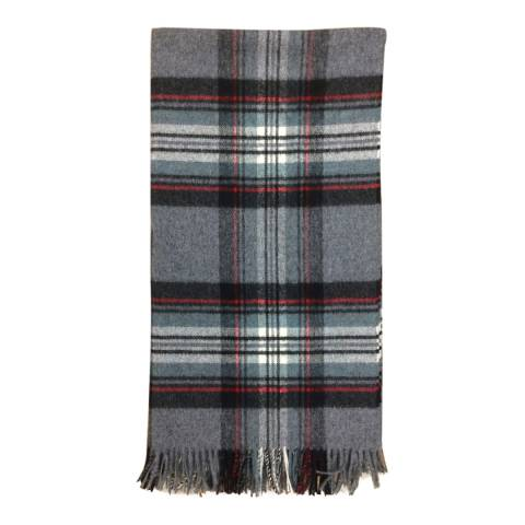 Bronte by Moon Grey Stewart Tartan Cape