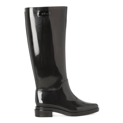 Melissa Black Long Boots