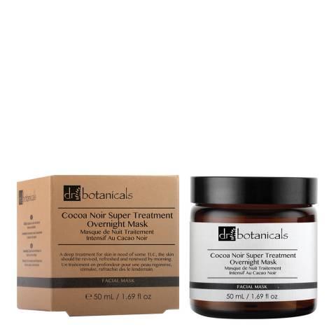 Dr. Botanicals Coco noir super treatment overnight mask