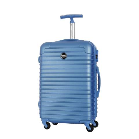Bagstone Blue Eady Spinner Suitcause 60cm