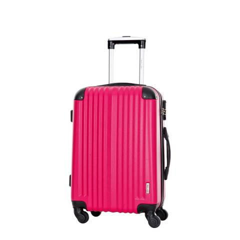 Travel One Fuchsia Langford Spinner Suitcase 50cm