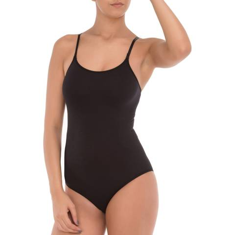 Formeasy Black Seamless Bodysuit