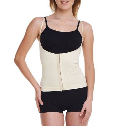 Formeasy Beige Adjustable Singlet Shaper