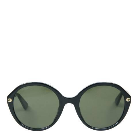 Gucci Women's Black Sunglasses 55mm