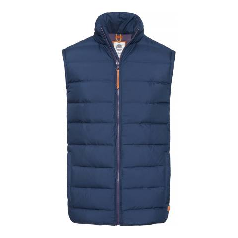 Timberland Navy Bear Head Down Gilet