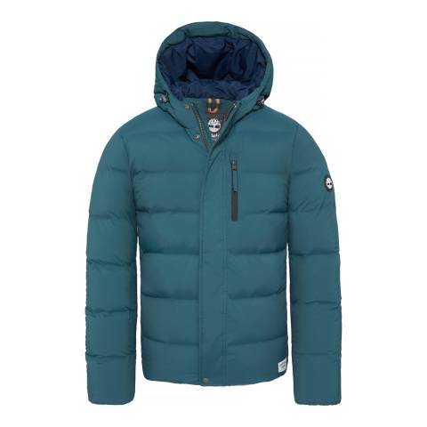 Timberland Green Goose Eye Mountain Jacket