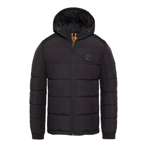 Timberland Black Puffer Jacket