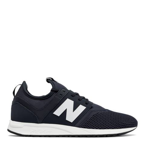 New Balance Men's Navy Mesh 247 Trainers