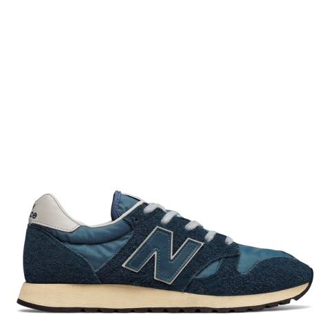 New Balance Men's Blue Suede 520 Trainers